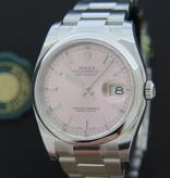 Rolex  Rolex Datejust NEW 116200 Pink Dial