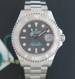 Rolex  Rolex Yacht-Master 37MM Rhodium NEW 268622
