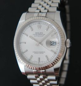 Rolex  Datejust Silver Dial 116234