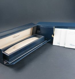 Chopard Box and booklets