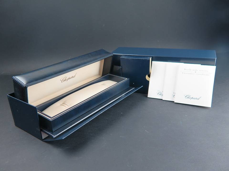 Chopard Chopard Box and booklets