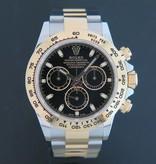 Rolex  Rolex Daytona Gold/Steel  116503  Black Dial