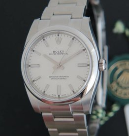 Rolex  Oyster Perpetual NEW 114200 WHITE