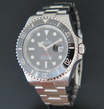 Rolex  Sea-Dweller 43mm NEW 126600  MARK 1