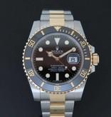 Rolex  Rolex Submariner Date  Gold/Steel 116613LN NEW