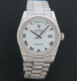 Rolex  Rolex Day-Date White Gold 118239