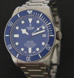 Tudor Pelagos Blue NEW Model 25600TB