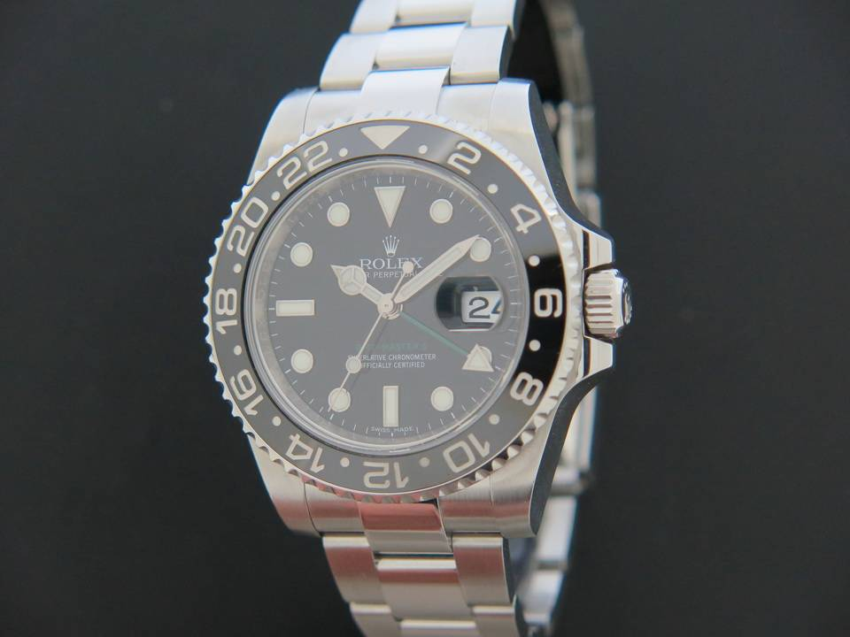 Rolex  Rolex GMT-Master II 116710LN