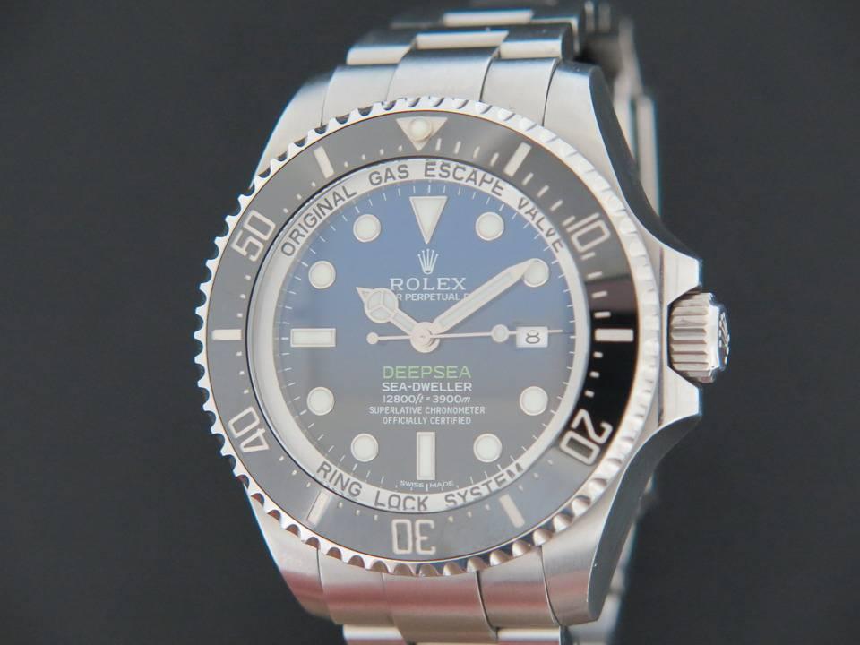 Rolex  Rolex Deepsea Sea-dweller Blue 116660