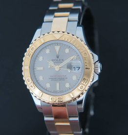Rolex  Yacht-Master Lady Gold/Steel 29MM 169623