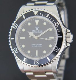 Rolex  Submariner No Date 14060 SWISS ONLY