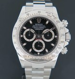 Rolex  Rolex Daytona Black Dial 116520  G-Serial
