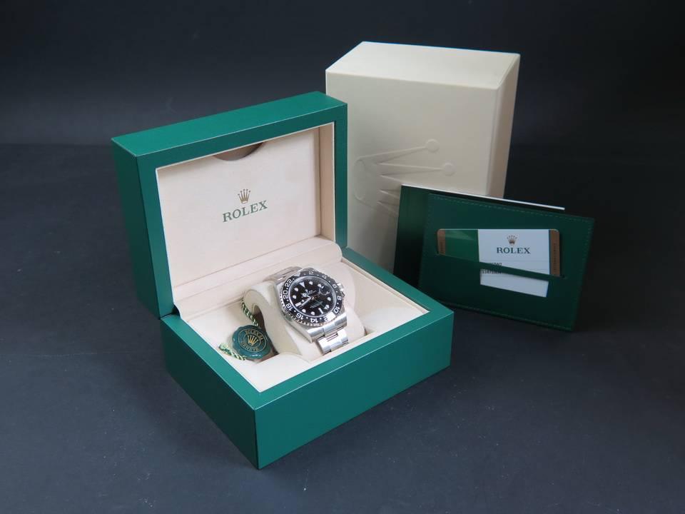 Rolex  Rolex GMT Master II NEW 116710LN