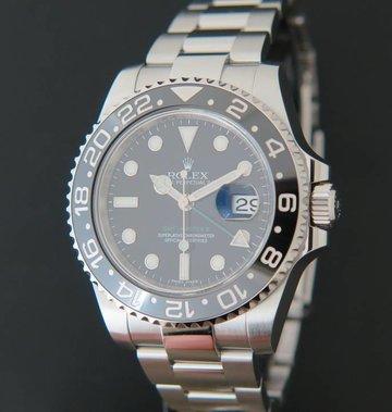 Rolex  GMT Master II NEW 116710LN