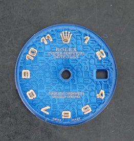 Rolex  Datejust Blue dial 26mm