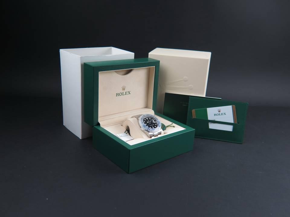 Rolex  Rolex GMT Master II BLNR NEW 116710BLNR   WITH STICKERS