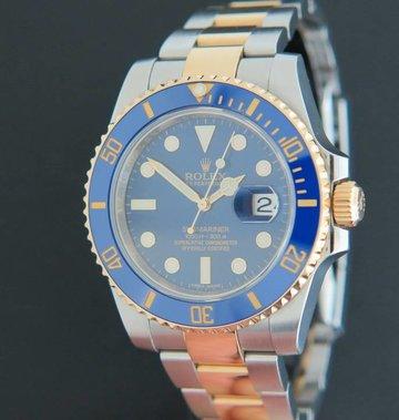 Rolex  Submariner Date Gold/Steel 116613LB