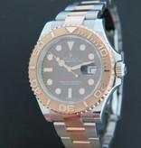 Rolex  Rolex Yacht-Master Everosegold/Steel Chocolate Dial 116621