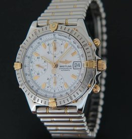 Breitling Chronomat B13352  Gold/Steel