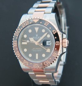 Rolex  GMT-Master II EVEROSEGOLD / STEEL NEW 126711CHNR