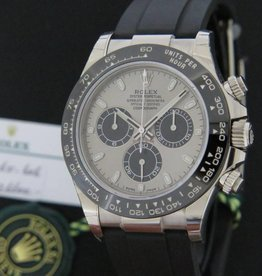 Rolex  Oyster Perpetual Cosmograph Daytona White Gold NEW MODEL