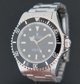 Rolex  Submariner No Date 14060M