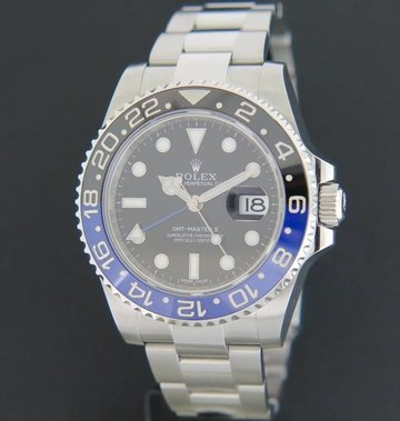Rolex  GMT-Master II BLNR NEW 116710BLNR