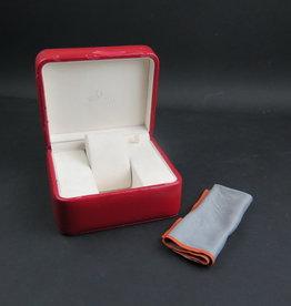 Omega Box en polijstdoek