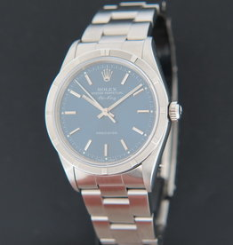 Rolex  Air-King Blue Dial 14010
