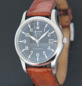 Other Brands Wempe Zeitmeister Aviator Watch Automatic