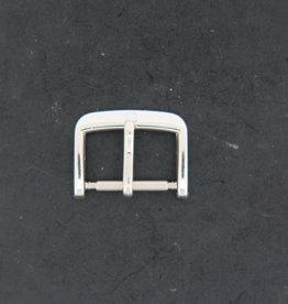 Omega Buckle Steel 16 mm