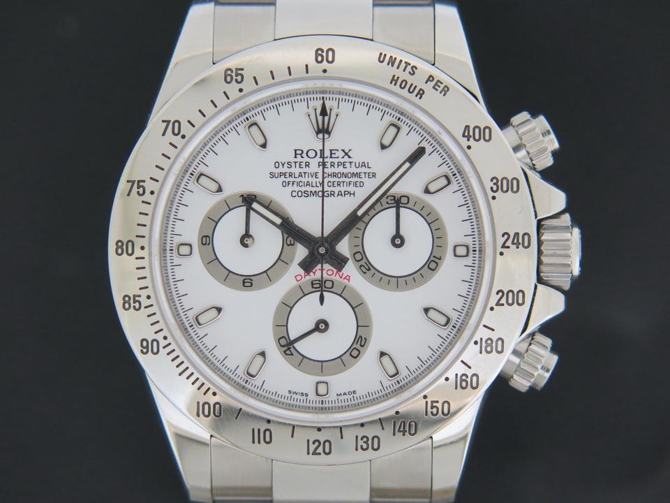 Rolex  Rolex Daytona White Dial 116520  V-Serial