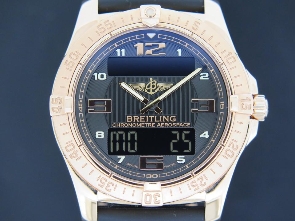 Breitling Breitling Aerospace Avantage 42mm Rosegold R7936211