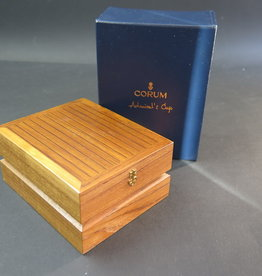 Corum Admiral's Cup Box
