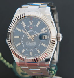 Rolex  Sky-Dweller 326934 Blue Dial NEW