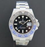 Rolex  Rolex GMT-Master II BLNR 116710BLNR