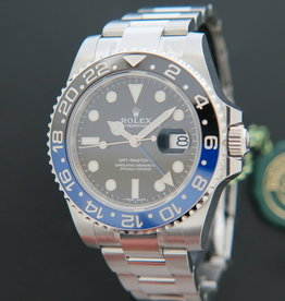 Rolex  GMT-Master II BLNR NEW 116710BLNR  WITH STICKERS