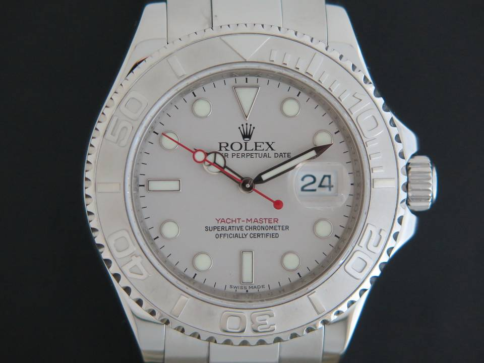 Rolex  Rolex Yacht-Master 16622 REHAUT