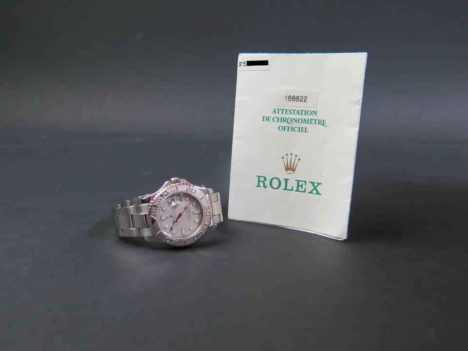 Rolex  Rolex Yacht-Master Midsize 35mm 168622