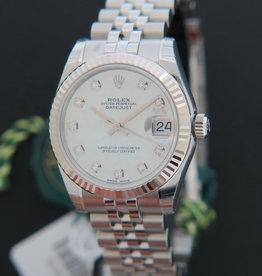Rolex  Datejust NEW 178274  MOP Diamond Dial