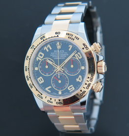 Rolex  Daytona Gold/Steel  NEW 116503   Blue Dial