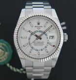 Rolex  Rolex Sky-Dweller 326934 Silver Dial NEW