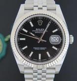 Rolex  Rolex Datejust 41 Black Dial 126334