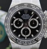 Rolex  Rolex Daytona Black Dial 116500LN NEW FULL STICKERS