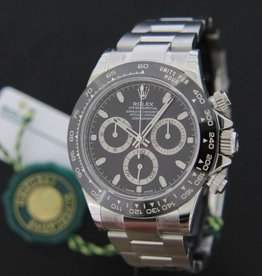 Rolex  Daytona Black Dial 116500LN NEW FULL STICKERS