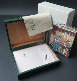 Rolex  Cellini Box & booklet