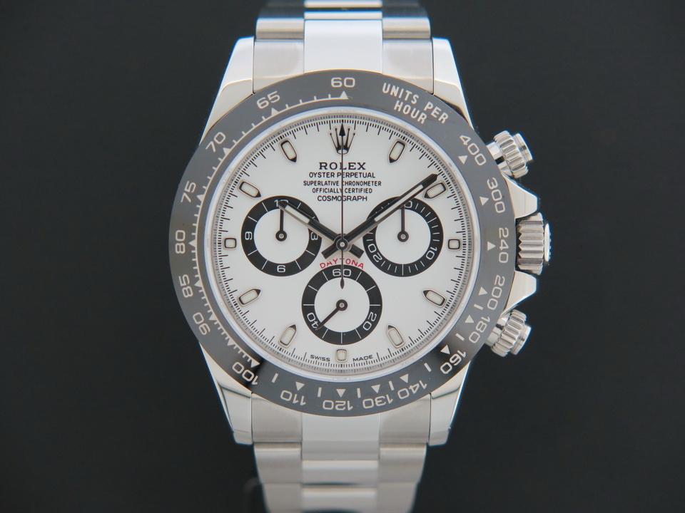 Rolex  Rolex Daytona 116500LN NEW White Dial