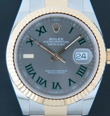 Rolex  Rolex Datejust 41 Gold/Steel Slate Dial NEW 126333