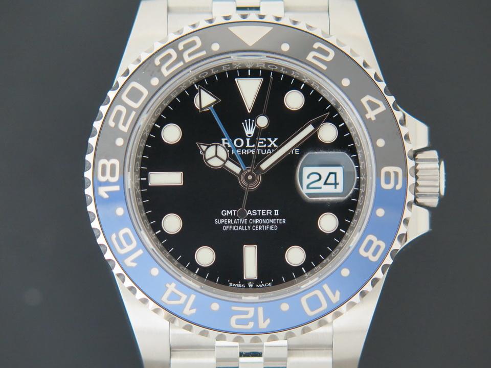 Rolex  Rolex GMT-Master II BLNR NEW 126710BLNR