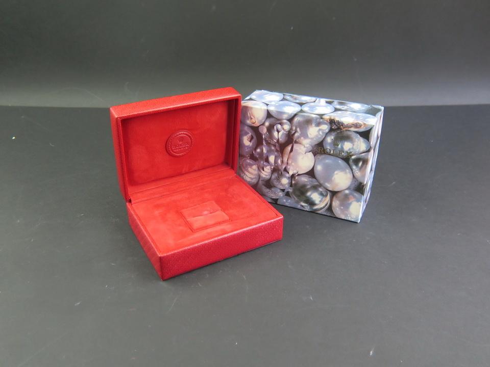 Rolex  Rolex Ring box